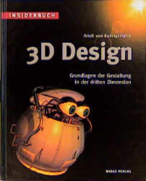 Insiderbuch 3D Design als Buch