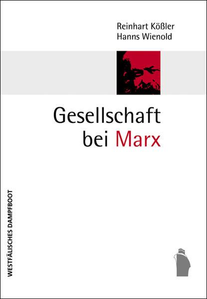 Gesellschaft bei Marx als Buch