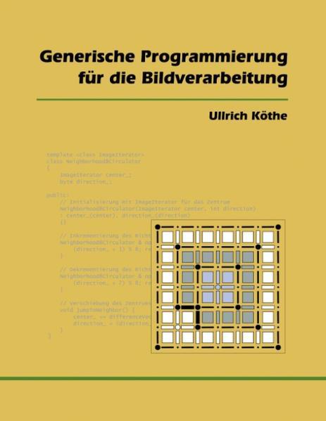 Generische Programmierung für die Bildverarbeitung als Buch