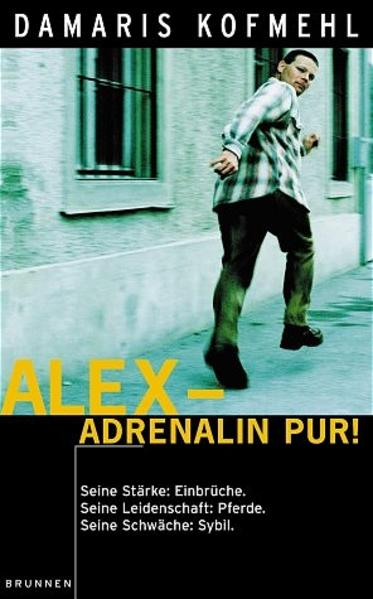 Alex, Adrenalin pur als Buch