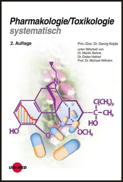 Pharmakologie / Toxikologie systematisch als Buch