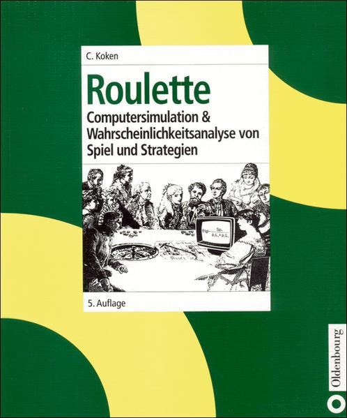 Roulette als Buch