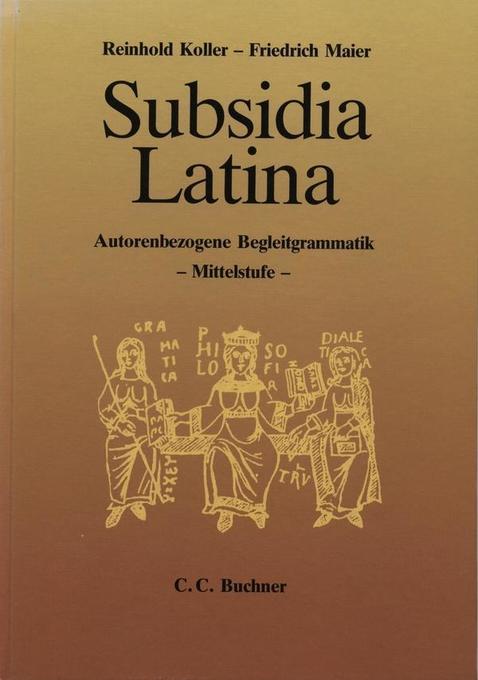 Subsidia Latina. Mittelstufe als Buch