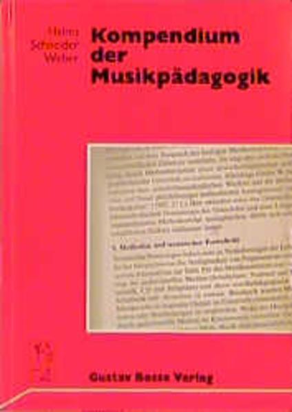 Kompendium der Musikpädagogik als Buch