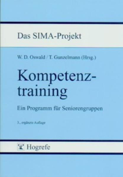 Kompetenztraining. Das SIMA-Projekt als Buch
