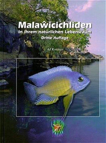 Malawicichliden in ihrem natürlichen Lebensraum als Buch