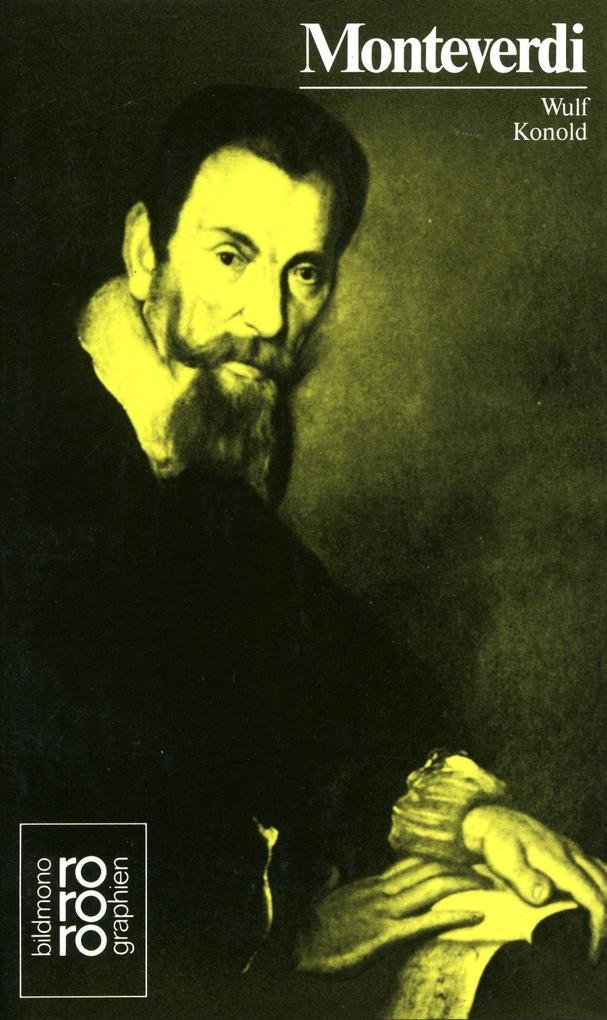 Claudio Monteverdi als Taschenbuch