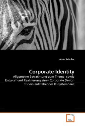 Corporate Identity als Buch von Anne Schulze