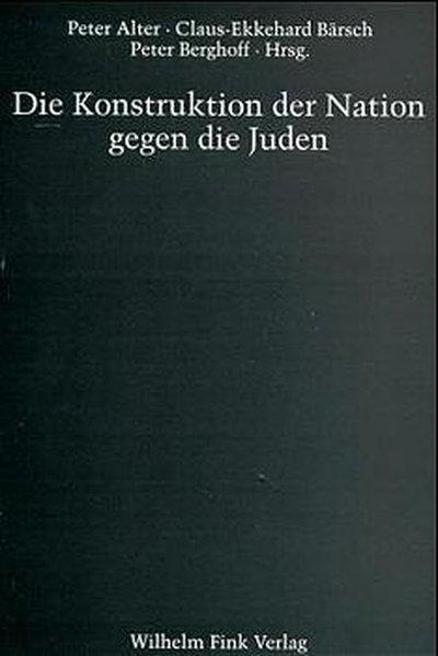 Die Konstruktion der Nation gegen die Juden als Buch