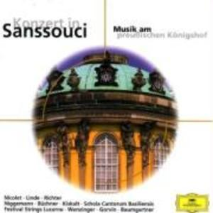 Konzert In Sanssouci als CD