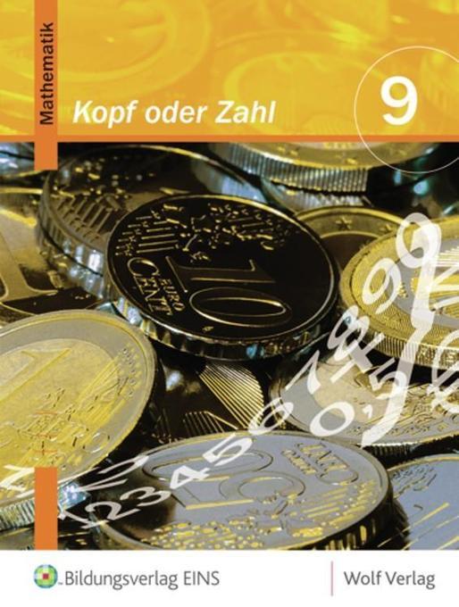 Kopf oder Zahl? 9/M9 Schülerbuch als Buch