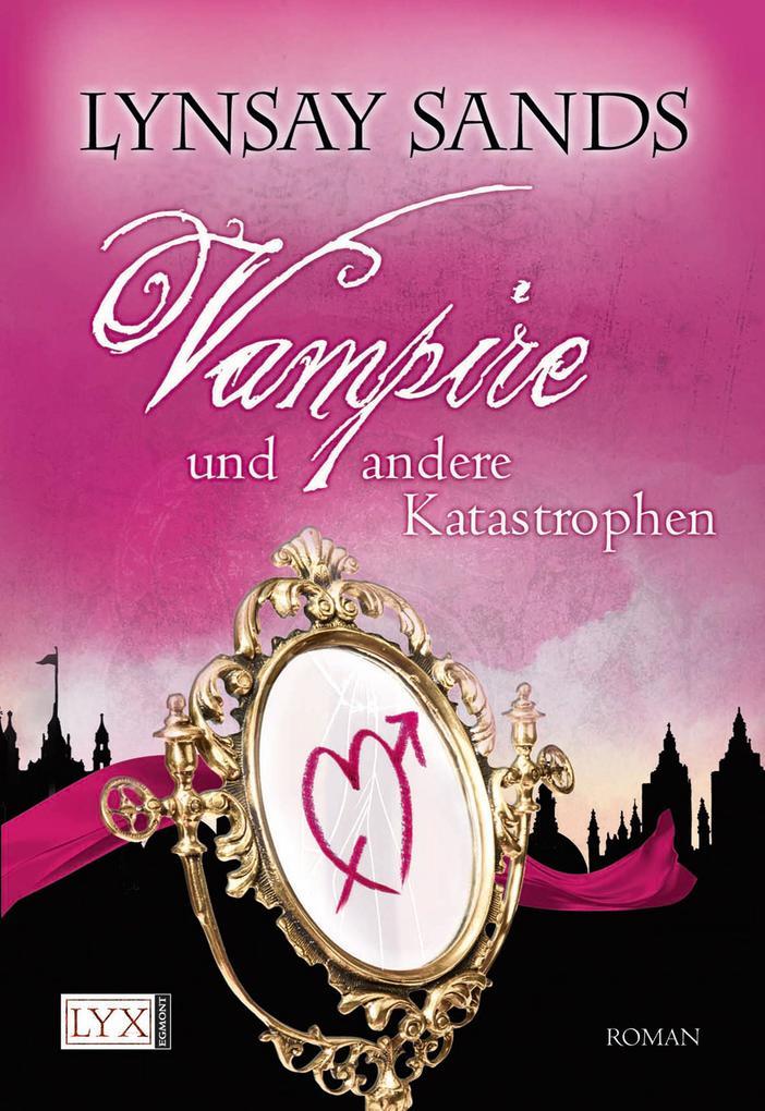 Vampire und andere Katastrophen als Buch