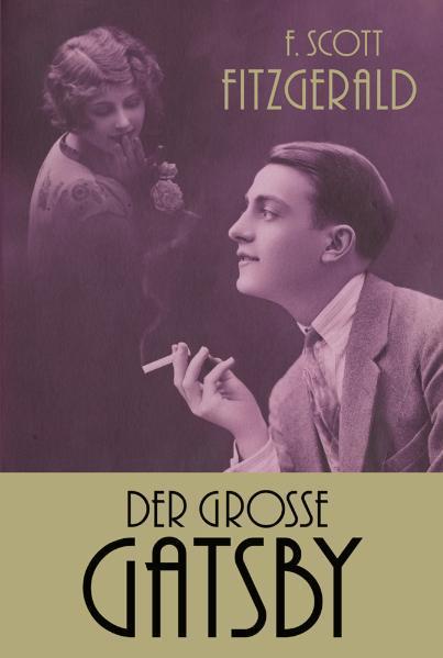 Der große Gatsby als Buch