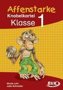 Affenstarke Knobelkartei Band 1