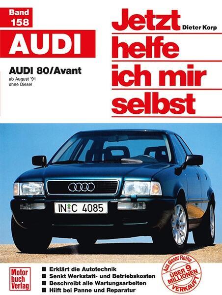 Audi 80/ Avant als Buch
