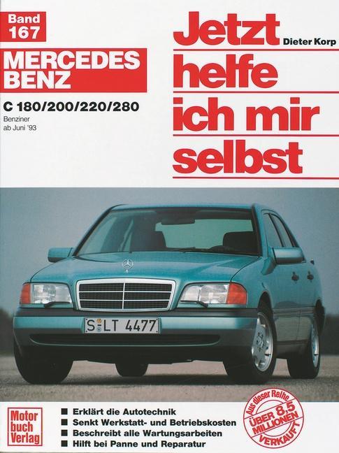 Mercedes-Benz C-Klasse (W 202) als Buch