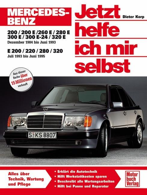 Mercedes-Benz 200-320 E (W 124) als Buch