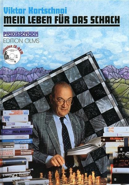 Mein Leben für das Schach als Buch
