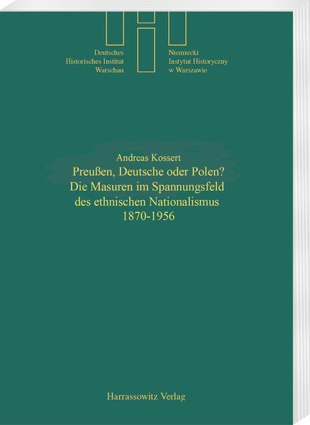 Preussen, Deutsche oder Polen? als Buch