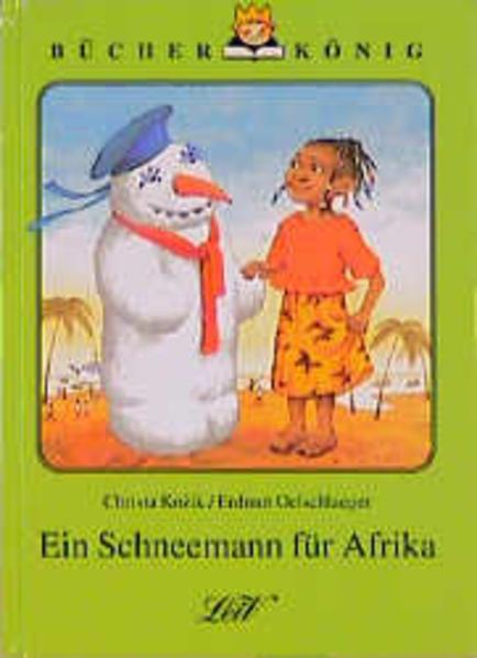 Ein Schneemann für Afrika als Buch