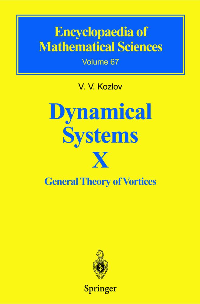 Dynamical Systems X als Buch