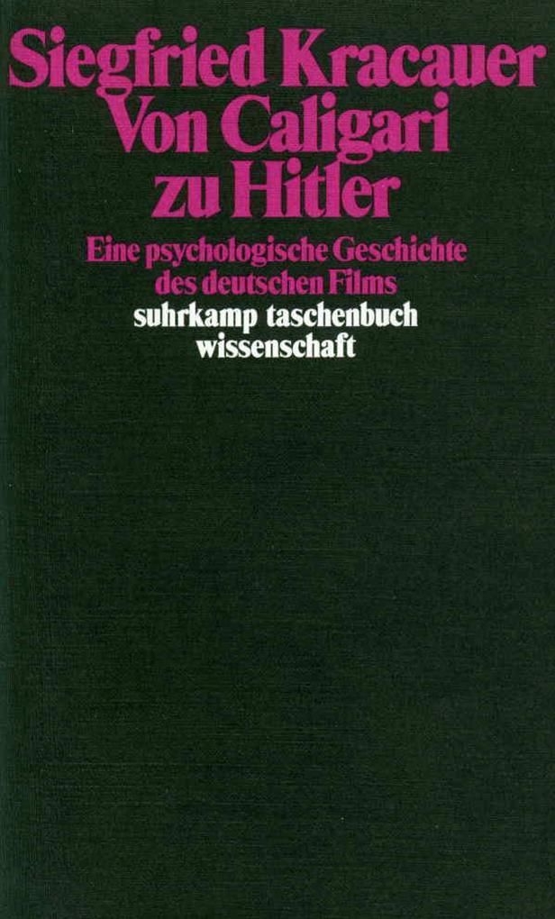 Von Caligari zu Hitler als Taschenbuch