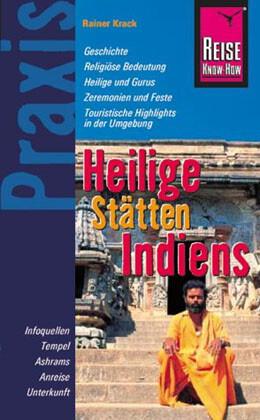 Heilige Stätten Indiens als Buch