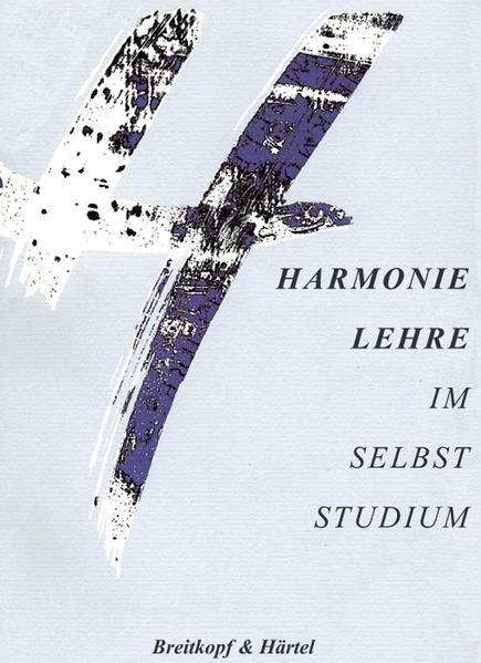 Harmonielehre im Selbststudium als Buch