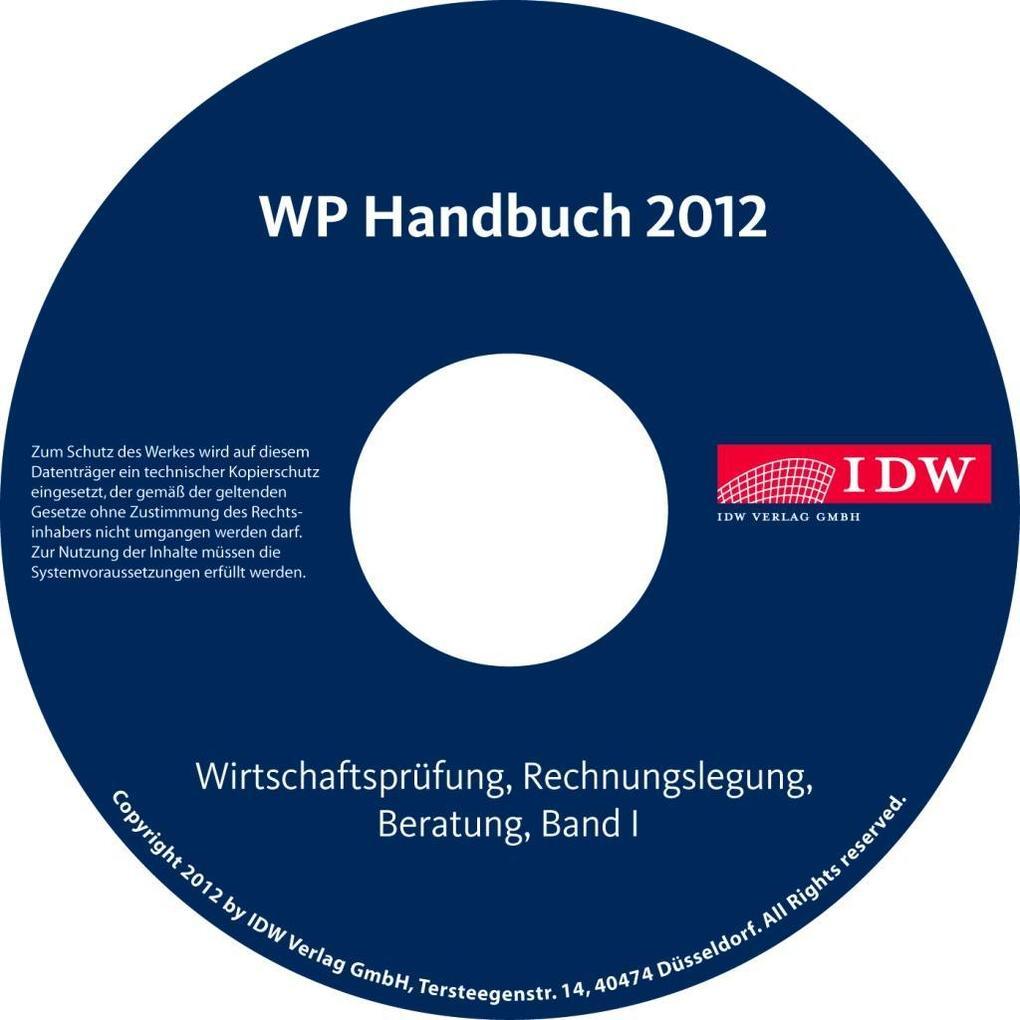 WP Handbuch 2012 Band I
