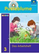 Pusteblume. Das Sachbuch 3. Arbeitsheft. Berlin, Brandenburg, Mecklenburg-Vorpommern