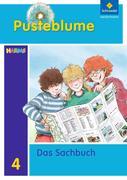 Pusteblume. Das Sachbuch 4. Schülerband. Berlin, Brandenburg, Mecklenburg-Vorpommern