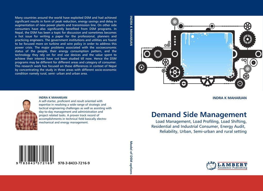 Demand Side Management als Buch von INDRA K MAH...