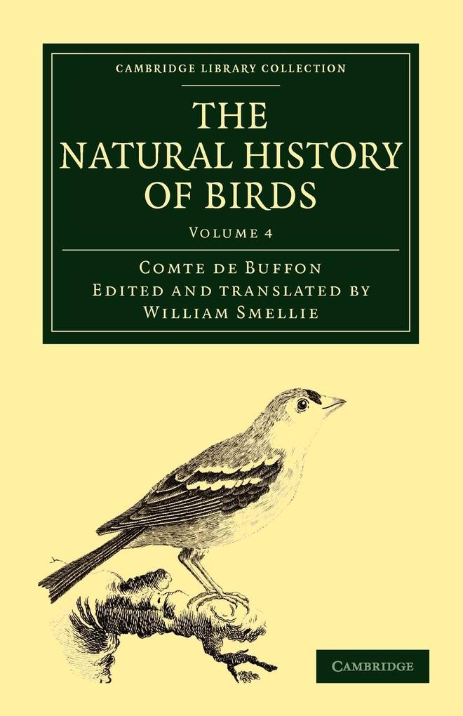 The Natural History of Birds - Volume 4 als Taschenbuch