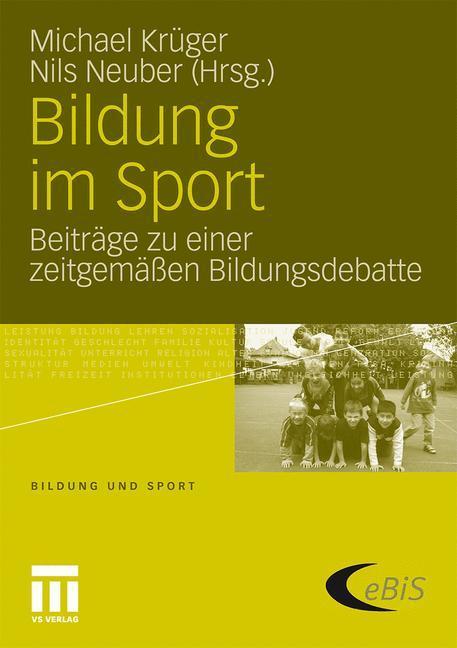 Bildung im Sport als Buch von