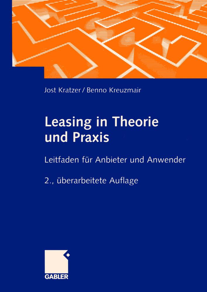Leasing in Theorie und Praxis als Buch