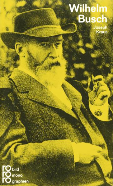 Wilhelm Busch als Taschenbuch
