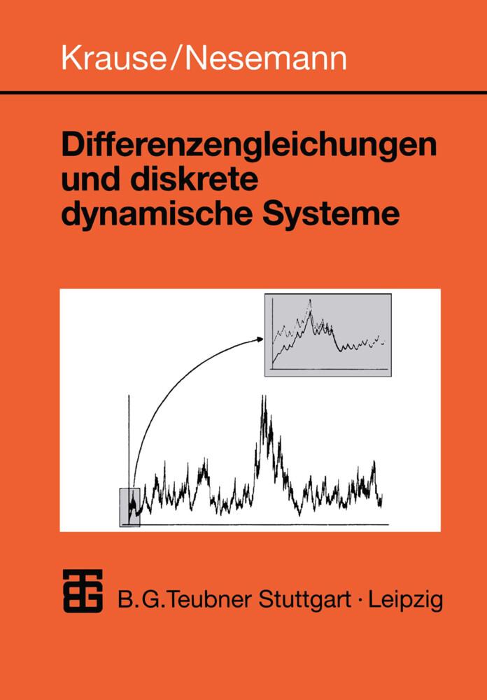 Differenzengleichungen und diskrete dynamische Systeme als Buch