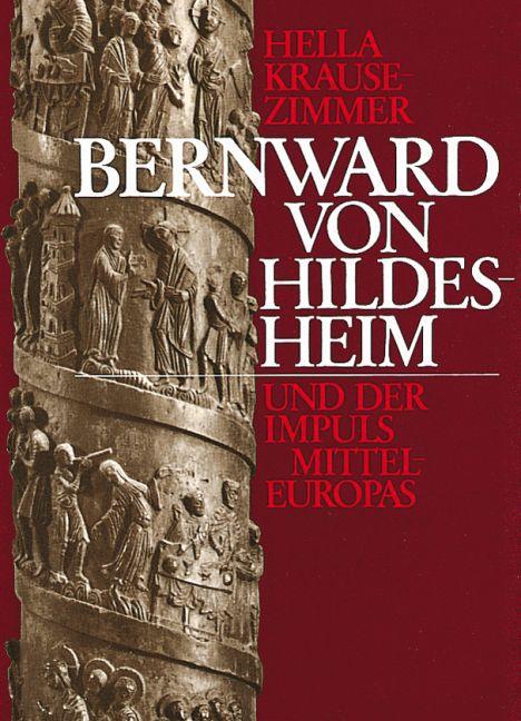 Bernward von Hildesheim als Buch