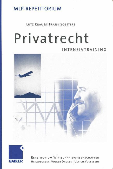 Privatrecht als Buch
