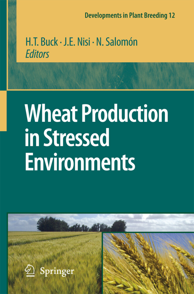 Wheat Production in Stressed Environments als Buch von