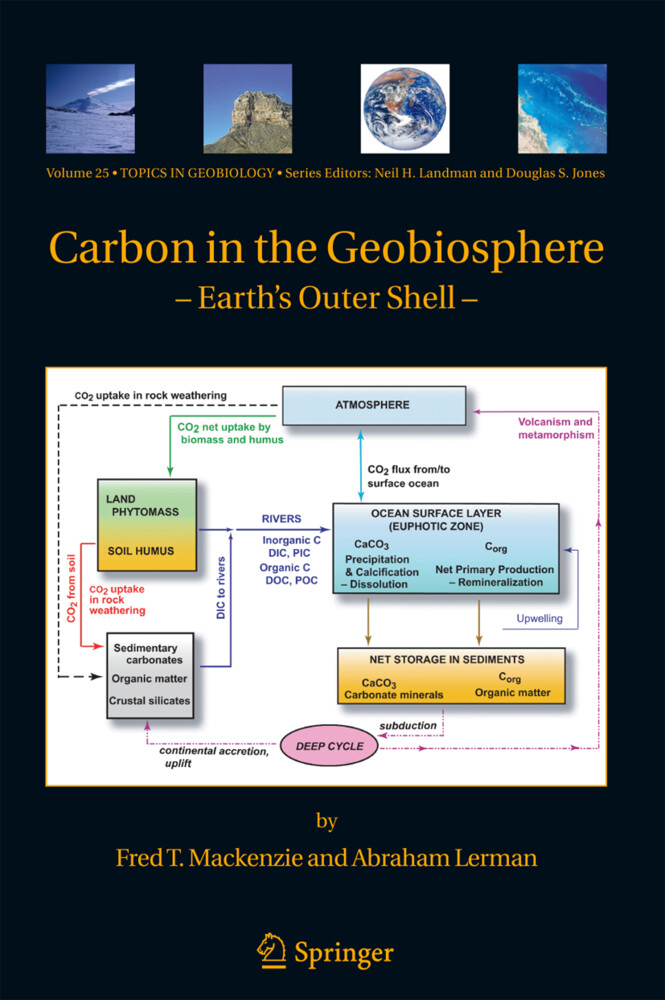Carbon in the Geobiosphere als Buch (kartoniert)