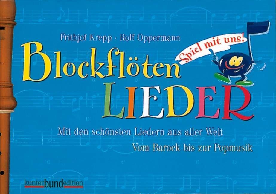 Spiel mit uns! 2. Blockflötenlieder als Buch