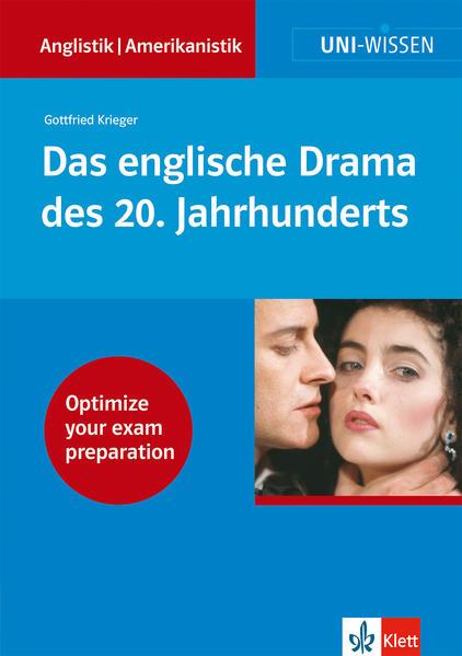 Das englische Drama des 20. Jahrhunderts als Buch