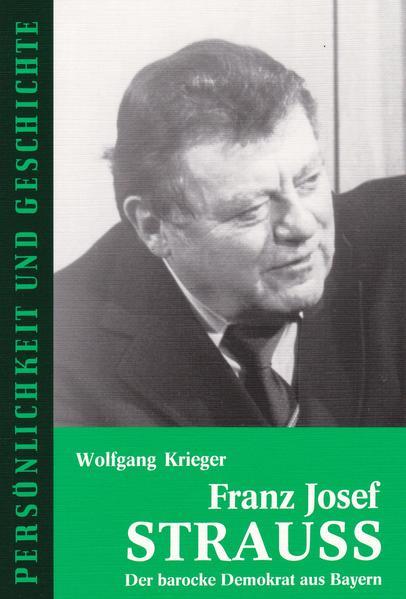Franz Josef Strauss als Taschenbuch