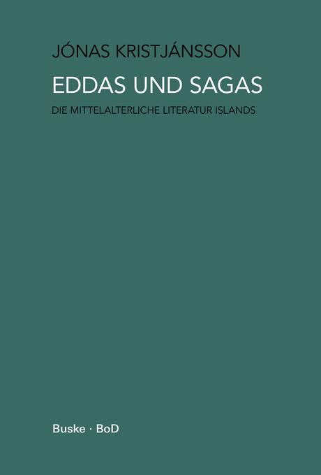 Eddas und Sagas als Buch
