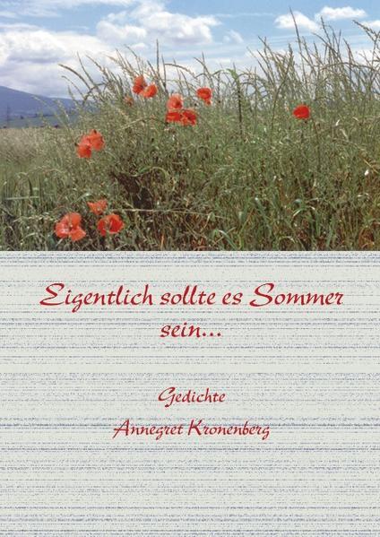 Eigentlich sollte Sommer sein als Buch