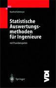 Statistische Auswertungsmethoden für Ingenieure