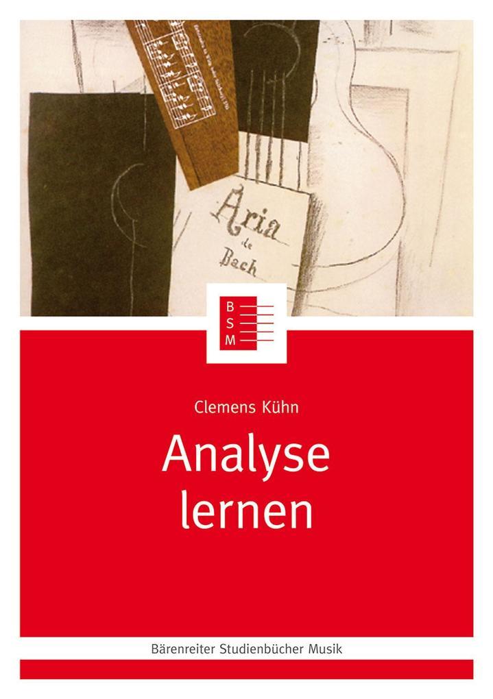 Analyse lernen als Buch