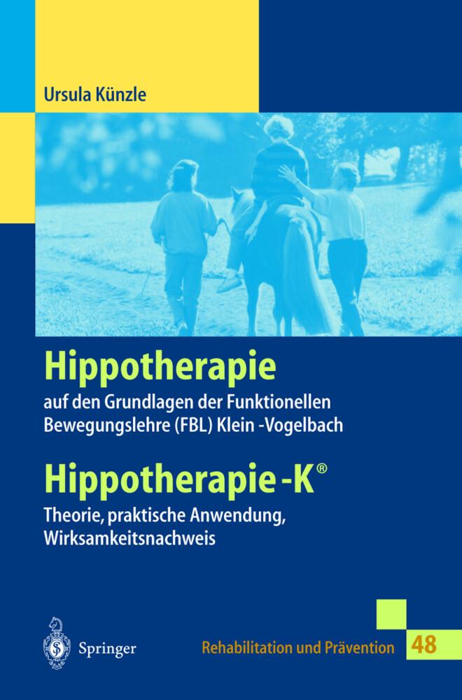 Hippotherapie auf den Grundlagen der Funktionellen Bewegungslehre Klein-Vogelbach als Buch