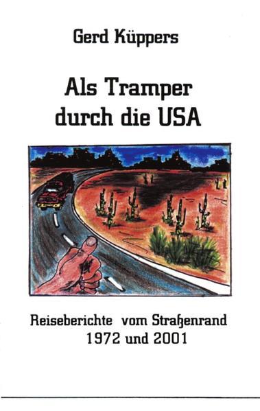 Als Tramper durch die USA als Buch